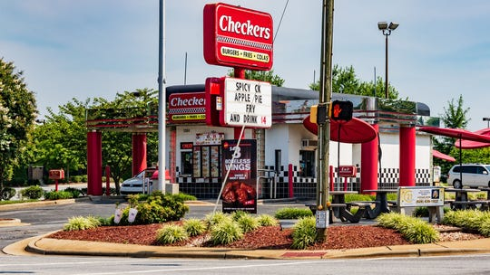 Checkers in Florida shuttered after photos showing filthy kitchen surface online