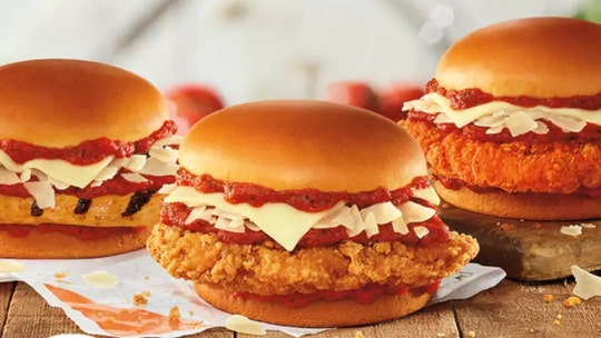 Burger King brings back chicken parm sandwich – with a twist