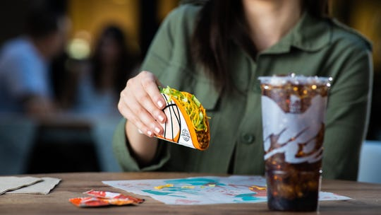 Taco Bell is giving away free tacos for the NBA finals… but there's a catch