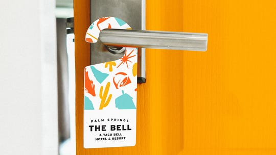 Taco Bell is opening a taco-themed hotel and resort