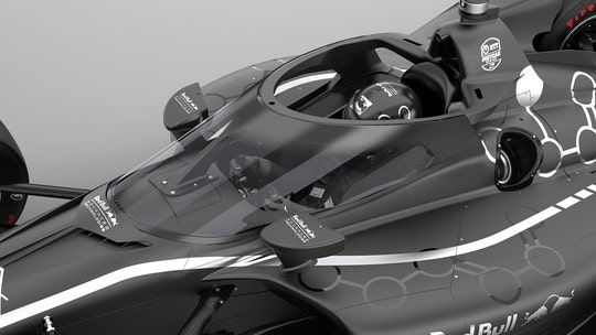 IndyCar drivers to be protected by Aeroscreens next season