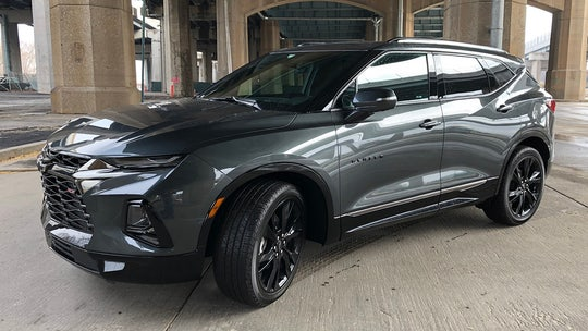2019 Chevrolet Blazer test drive: It's back, but not the one you remember