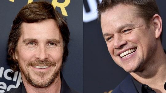 Matt Damon, Christian Bale named honorary Indy 500 starters