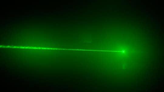 WestJet pilot experiences laser strike while landing at Florida airport