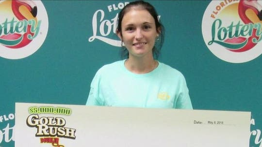 Florida Lottery winner of $1M among suspects rounded up in major drug bust: reports