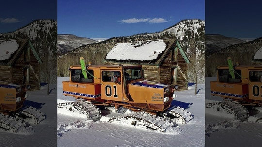 'General Lee' Sno-Cat thief fined $28,000 for damages to 'Dukes of Hazzard' tribute vehicle