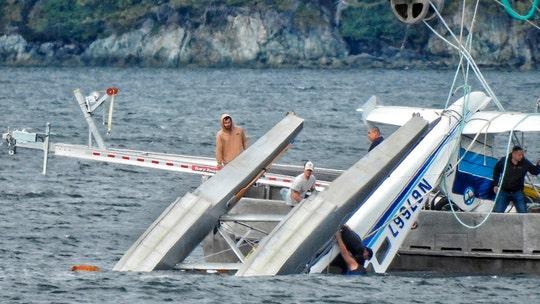 Alaska floatplane operator suspends flights after second deadly crash in a week
