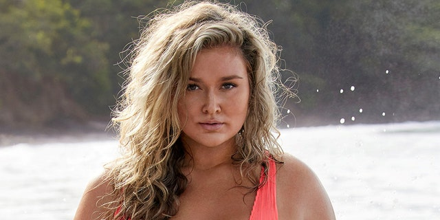 Hunter McGrady traveled to Costa Rica for her newest Sports Illustrated Swimsuit snaps. — James Macari/Sports Illustrated
