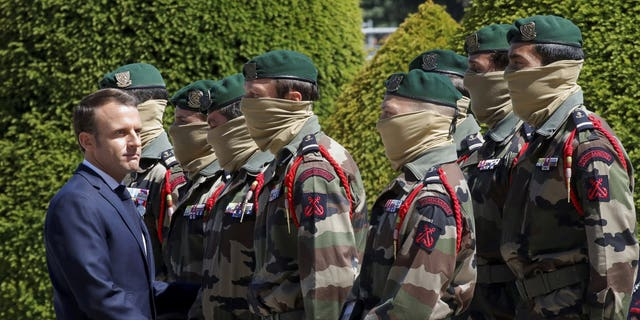 French commandos die freeing 4 hostages in Burkina Faso