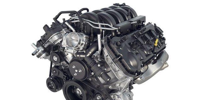 Endangered Ford Coyote V8 Production Moves Aside For