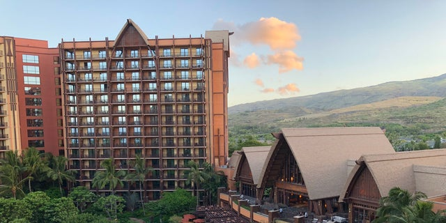 Aulani, a Disney Resort & Spa on O'ahu is their first hotel off the mainland U.S. not associated with a theme park.