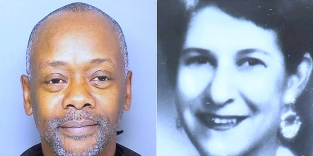 Brian Keith Munns (left), has been arrested in the 1988 killing of 80-year-old Alice Haynesworth Ryan. Ryan was found stabbed to death at her home in South Carolina.