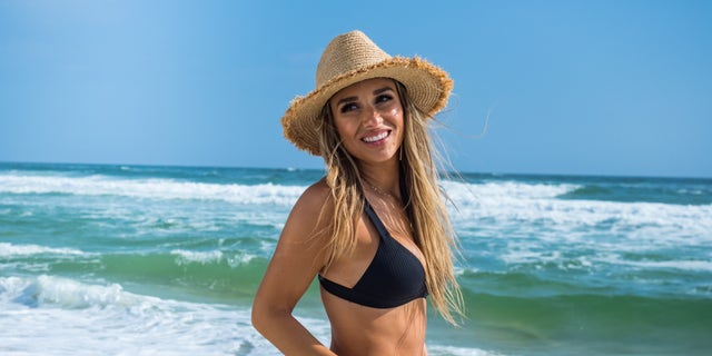 Jesse James Decker credits South Beach Diet for her weight loss.