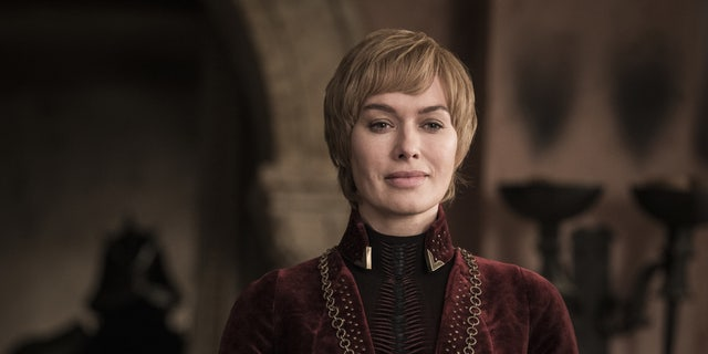 """Cersei Lannister prepares for battle in this image from Season 8, Episode 5 of """"Game of Thrones."""""""