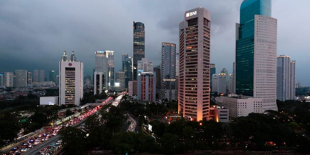 Indonesian authorities have thwarted a planned terrorist attack near Jakarta.