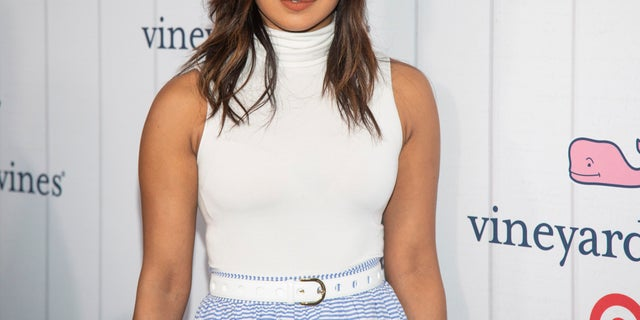 Priyanka Chopra (Photo by Andy Kropa/Invision/AP)