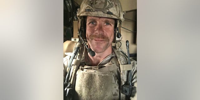 Navy SEAL Edward Gallagher, seen in an undated photo, was found not guilty of murder and attempted murder.