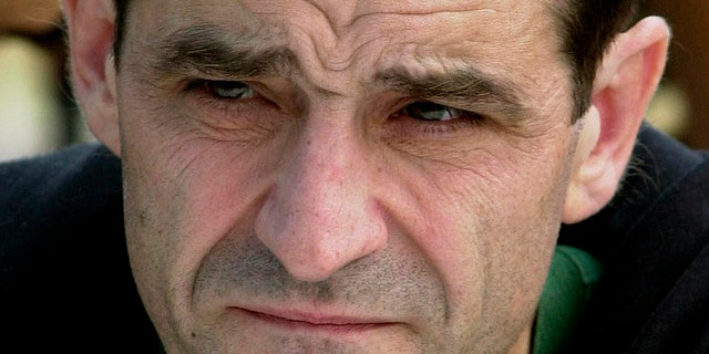 Jose Antonio Urruticoetxea Bengoetxea, known by the alias Josu Ternera, a leader of the Basque separatist group ETA, has been arrested in the French Alps. (AP Photo/Bob Edme, File)