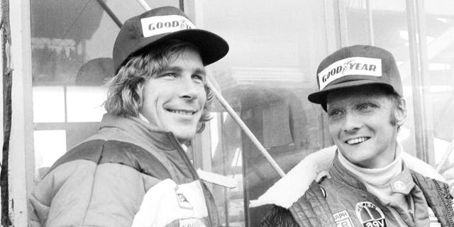 "The friendship and rivalry between James Hunt and Lauda was chronicled in the 2013 Ron Howard film ""Rush""."