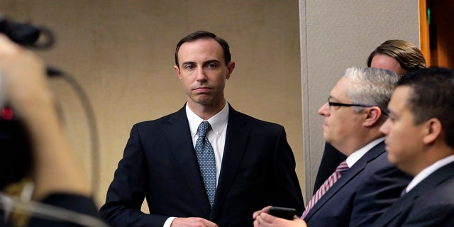 David Whitley, who has resigned as Texas secretary of state, reported wrongfully questioned the citizenship of nearly 100,000 Texans. (Associated Press)