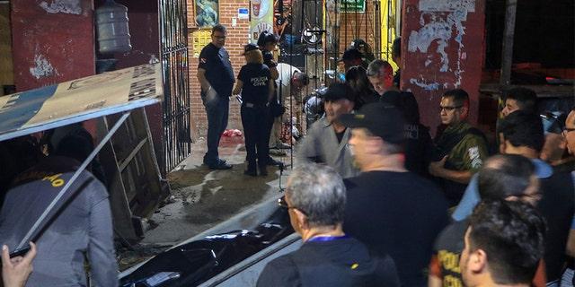 دپارتمان امنیت عمومی پارا اعلام کرد حداقل 11 تن در روز یکشنبه در یک نوار در شمال برزیل کشته شده اند.