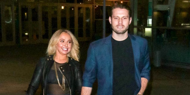 Hayden Panettiere's boyfriend arrested for domestic violence again