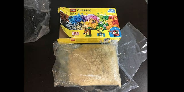 Westlake Legal Group Bulloch-County-Sheriffs-Office Georgia child finds $40G of meth in box of Legos: officials Talia Kaplan fox-news/us/us-regions/southeast/south-carolina fox-news/us/us-regions/southeast/georgia fox-news/us fox-news/topic/fox-news-flash fox-news/entertainment/genres/crime fox news fnc/us fnc ffa6fe98-2707-5c36-a3ef-cb59392a0a54 article