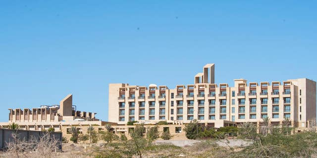 Local media reported that militants carrying firearms attacked the luxury Pearl Continental in Gwadar in Pakistan's Balochistan province.