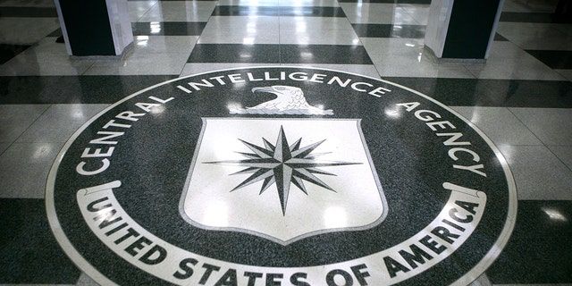 A seal inside the CIA headquarters in McLean, Virginia. File photo from 3/3/2005.