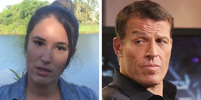 Self-help author Analay Souza Campos fought back against BuzzFeed News over its coverage of Tony Robbins.
