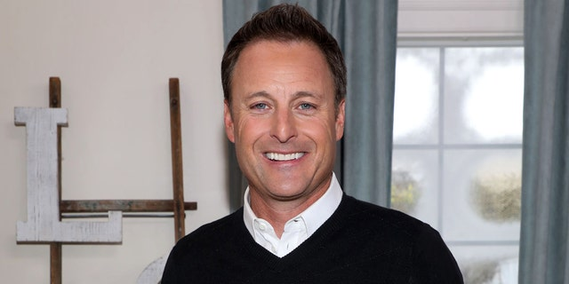 "Chris Harrison hosts a talk show on Instagram featuring contestants from ""The Bachelor"" franchise. (Photo by Paul Archuleta/Getty Images)"