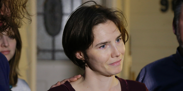 Amanda Knox says she is returning to Italy for the first time since she was convicted and imprisoned, but ultimately acquitted, for the murder and sexual assault of her British roommate Meredith Kercher in the university hilltop town of Perugia.