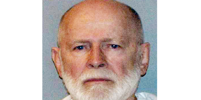 "This June 23, 2011, file booking photo provided by the U.S. Marshals Service shows James ""Whitey"" Bulger. Jailhouse letters from the late Boston gangster highlight his will to live despite deteriorating health including eight heart attacks. The letters provided to The Boston Globe by a California woman he corresponded with appear to contradict federal officials who have said Bulger's health had dramatically improved, making him eligible for a transfer to a West Virginia prison where he was killed. Bulger was 89 when he was fatally beaten last October. (U.S. Marshals Service via AP, File)"