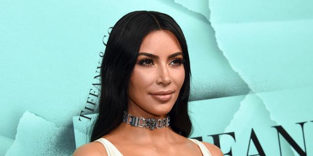 Kim Kardashian. (AP)