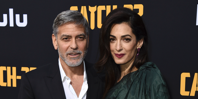 Amal Clooney's sister Tala behind bars for drunk driving