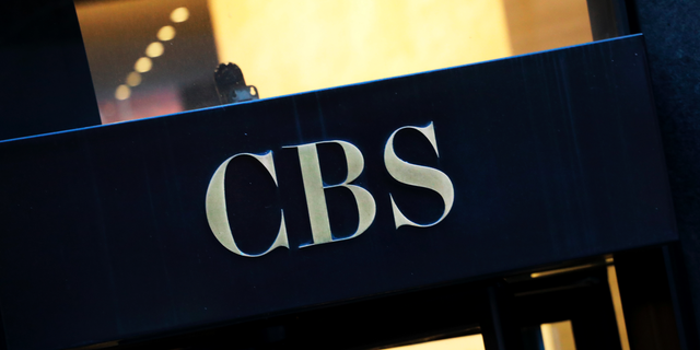 A CBS logo is seen outside its headquarters, in New York. Dec. 6, 2018. (Associated Press)