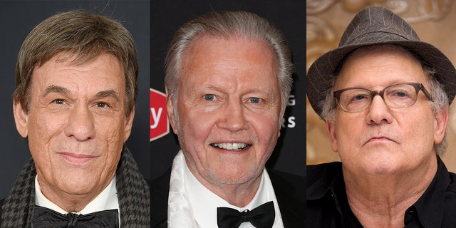 Robert Davi defended Jon Voight and called for civility from the left wing of Hollywood after comic legend Albert Brooks compared him to John Wilkes Booth.