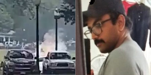 Arnav Gupta, 33, died from his injuries after seeing himself on fire near the White House on Wednesday.