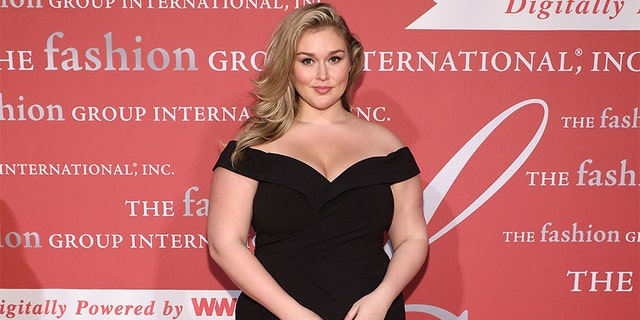 Hunter McGrady hopes to inspire other women yearning to be represented by the fashion industry.
