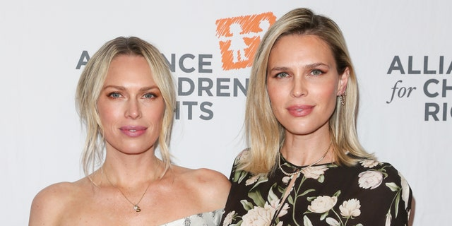 Erin Foster (left) and Sara Foster chatted with Fox News about forging their own paths separate from their famous father, Grammy-winning producer David Foster.