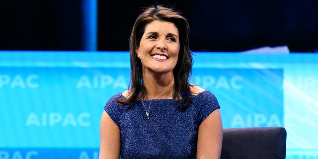 Westlake Legal Group GettyImages-Nikki-Haley Nikki Haley warns of China threat, calls Beijing 'our foremost national security concern' fox-news/world/world-regions/china fox-news/politics/foreign-policy fox news fnc/politics fnc article Adam Shaw 484ffd87-f1e7-56e3-8412-3482d863bedc
