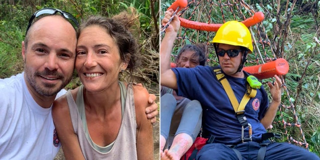 Amanda Eller lived off plants, moths, and whatever came to hand while lost for 17 days in a Hawaii forest.