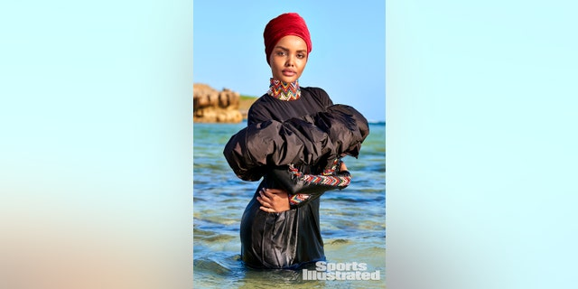 Halima Aden made history as the first model to pose for Sports Illustrated Swimsuit wearing a hijab and burkini. The coveted issue is currently on newsstands.