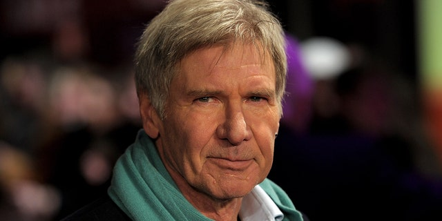 Harrison Ford's secret to a happy marriage? 'Don't talk. Nod your head'