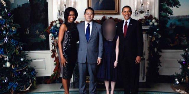 هنگ از کاخ سفید اوباما برای کارهای انساندوستانه به رسمیت شناخته شد.