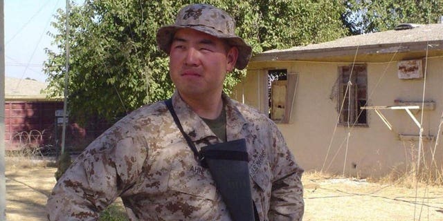 U.S. Marine Christopher Ahn may be extradited to face charges.
