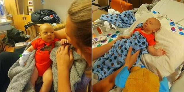 He was diagnosed at just 2 months old, and now his family is racing to find answers.