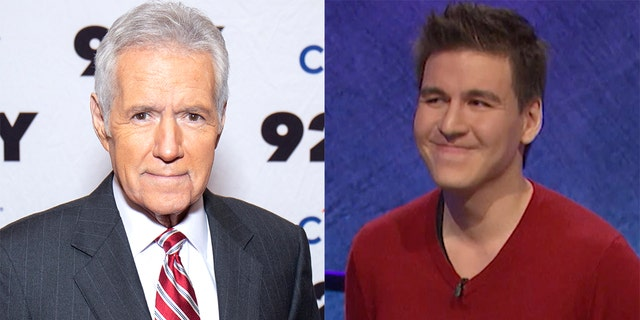 "Alex Trebek reportedly has a ""potty mouth"" according to contestant James Holzhauer."