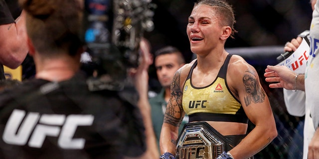 UFC Champion Jessica Andrade Robbed at Gunpoint in Home Country of Brazil