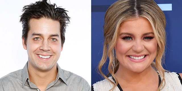 Only a few months after Lauren Alaina announced she was violation off her rendezvous to her high propagandize sweetheart, a republic thespian has suggested she is dating comedian John Crist.